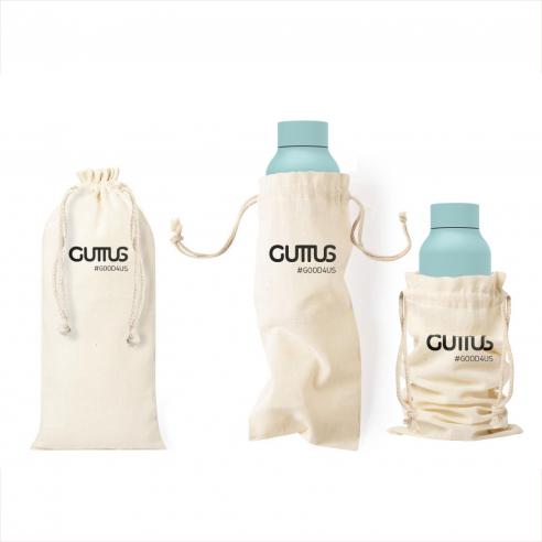 Funda ecológica para botella reutilizable quokka venta en guttus.