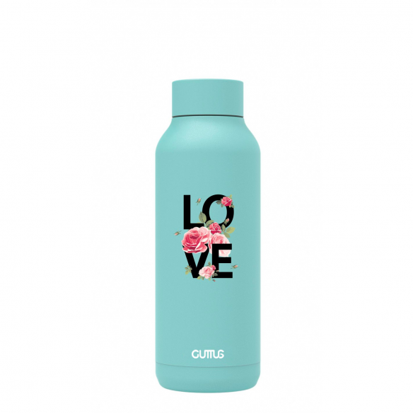 Botella Reutilizable Regalo San Valentín